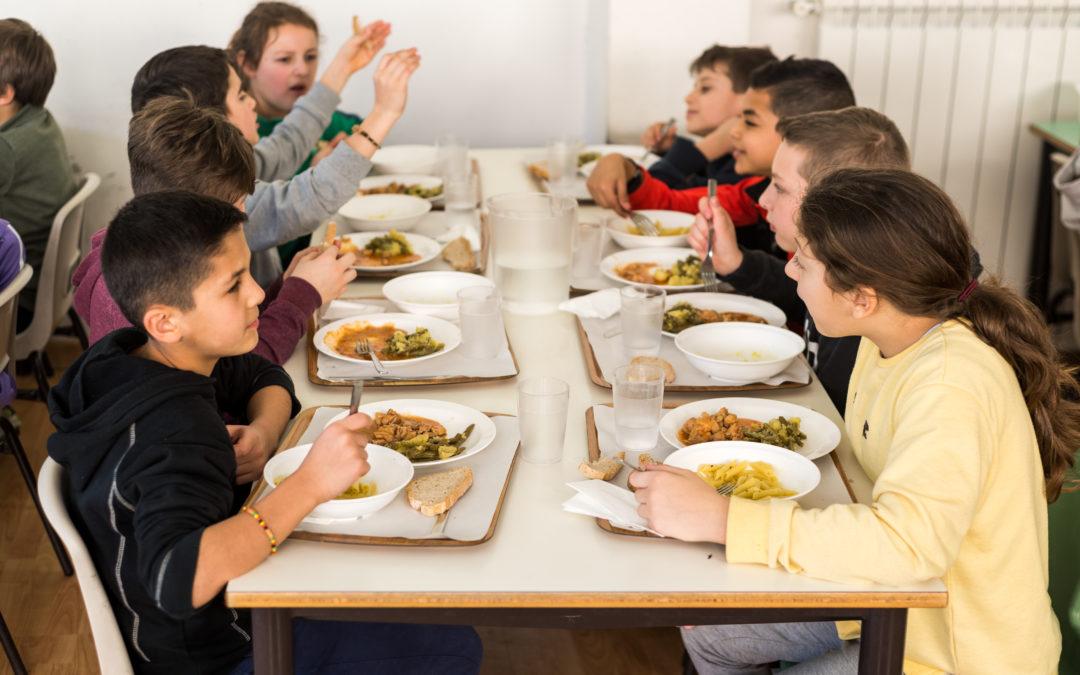 Ristorazione scolastica e agricoltura, l'articolo di Slow Food
